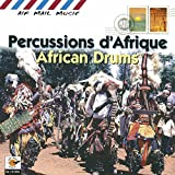 African Drums / Percussions d'Afrique (Air Mail Music Collection)