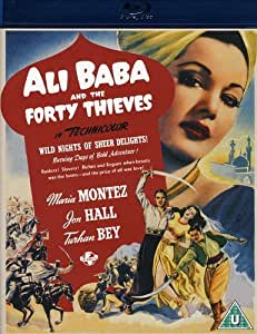 Ali Baba & the Forty Thieves [Blu-ray] [Import anglais]