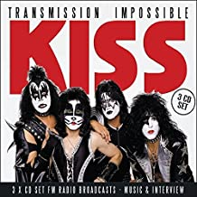 Transmission Impossible (3 x CD Box Set) by Kiss
