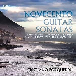 Various: Novecento Guitar Sonatas