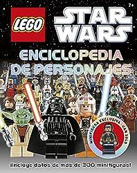 Enciclopedia de personajes LEGO. Star Wars