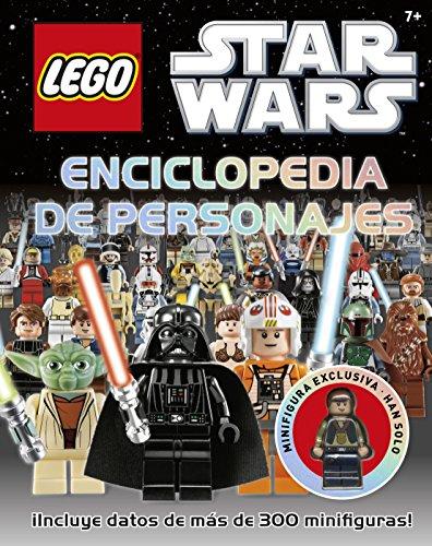 Descargar Libro Enciclopedia de personajes LEGO STAR WAR: Enciclopedia de personajes LEGO STAR WARS de Hannah Dolan
