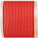 Fripac-Medis Le Coiffeur Haftwickler rot 68 mm Durchmesser Beutel mit 6 Stück