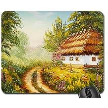Anna Yuskiv Mouse Pad, Mousepad (Fields Mouse Pad)