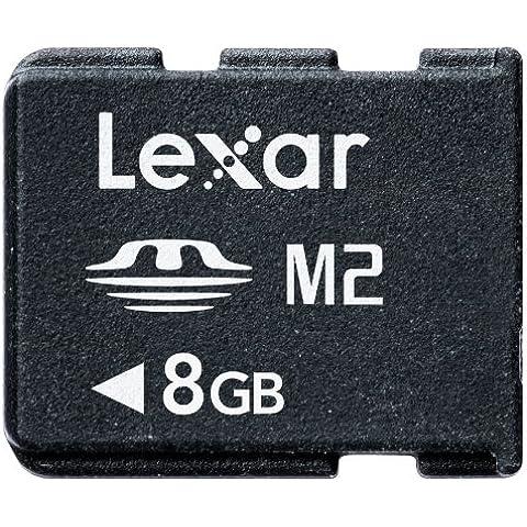 Lexar LMSM8GBASBEU - Tarjeta memoria 8GB