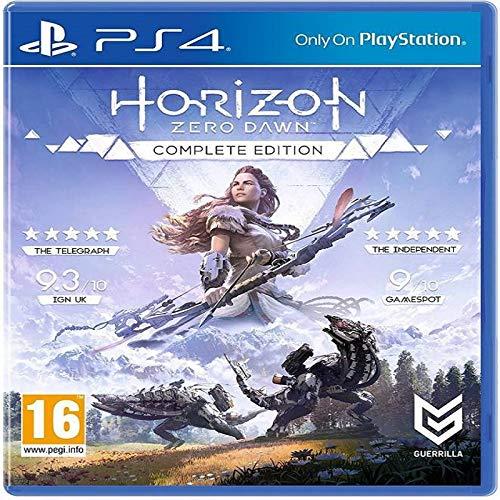 Sony Horizon Zero Dawn: Complete Edition Base+DLC PlayStation 4 videogioco