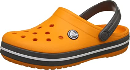 crocs Unisex Crocband K Clogs