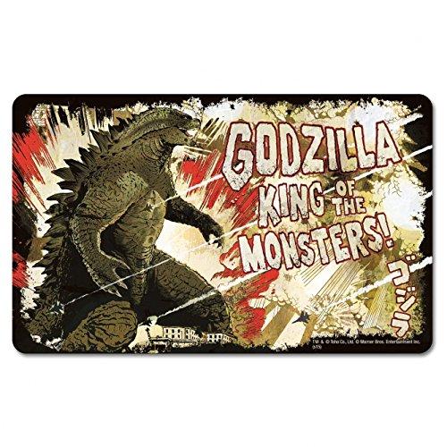 original GODZILLA Frühstücksbrett Schneidbrett Brettchen KING OF THE MONSTERS (Filme Godzilla Original)