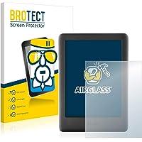 brotect Pellicola Protettiva Vetro Compatibile con Amazon Kindle 2019 (10a Generazione) Schermo Protezione Durezza 9H, Anti-Impronte, AirGlass