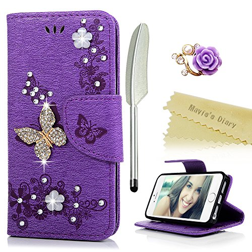 maviss-diary-iphone-se-case-iphone-5s-5-flip-case-bling-case-glitter-diamonds-crystal-butterfly-wall