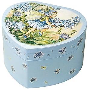 Trousselier Flower Fairies - Caja de música, figurita hada (Trousselier S30108)