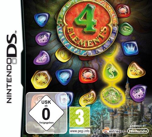 4 Elements - [Nintendo DS]