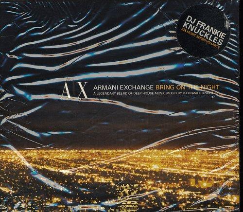 Armani Exchange Music Series Volume 2: Bring on the Night (UK Import)