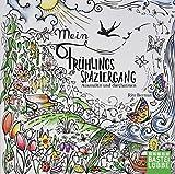 Mein Frühlingsspaziergang: Ausmalen und durchatmen (Die Welt wird bunt, Band 1) - Rita Berman