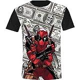 Deadpool Dollars T-Shirt multicolour, Mehrfarbig, XL