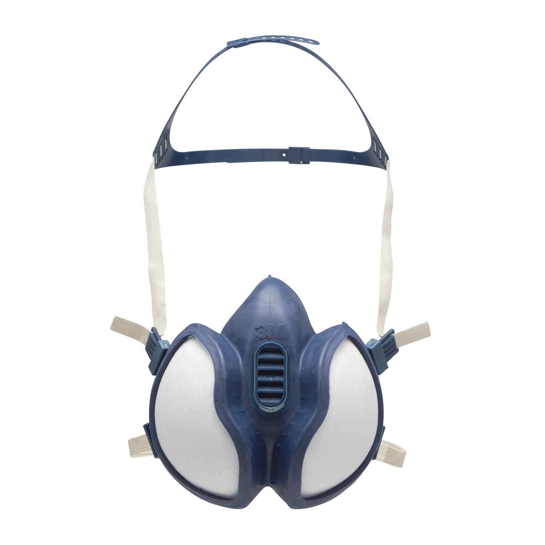 3m respiratori per gas e vapori
