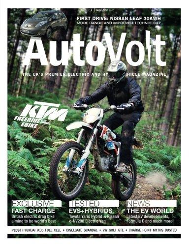 Autovolt Nov-Dec 2015: The Electric & Hybrid Vehicle Magazine por Autovolt Magazine
