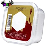 The Army Painter ?? | Battlefield Snow | Miniature Models Bases | For a Realistic Look