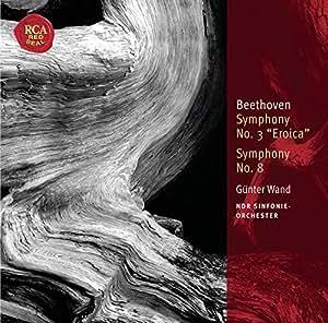 """Beethoven: Sinfonien Nr. 3 """"Eroica"""" & Nr. 8"""