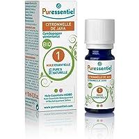 Puressentiel - Huile Essentielle Citronelle de Java - Bio - 100% pure et naturelle - HEBBD - 10 ml