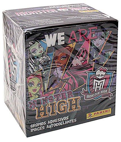 Monster High série 3–Une boîte de 50paquets