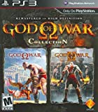 God Of War 1 & 2 Collection (PS3 - NOT BOXED) (輸入版)