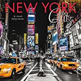 New York Glitz – Glitzerndes New York 2019 - 16-Monatskalender (Wall-Kalender)