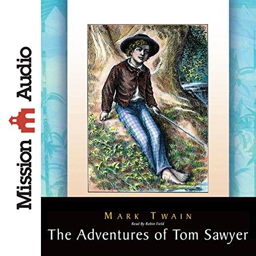 The Adventures of Tom Sawyer  Audiolibri