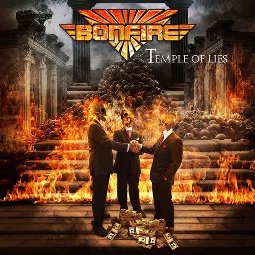 Bonfire: Temple of Lies (Lim.Digipak) (Audio CD)