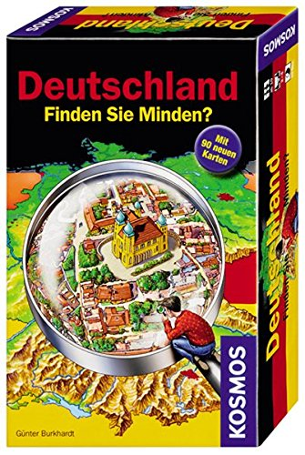 Kosmos 699505 Deutschland - Finden Sie Minden? - Mitbringspiel