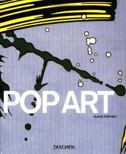 Pop Art (Taschen Basic Art Series) by Klaus Honnef (2004-02-27)
