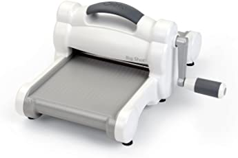 Sizzix Big Shot Machine - Gray/White