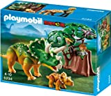 Playmobil 5234 - Triceratops mit Baby