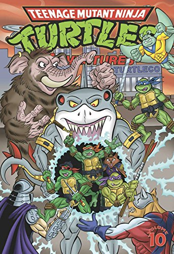 Teenage Mutant Ninja Turtles Adventures Volume 10 (TMNT Adventures, Band 10)