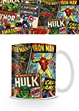 Marvel 276523R Tasse, Céramique, Multicolore, 315 m/11 oz