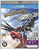 Spider Man - Homecoming Blu Ray 3D + Blu Ray [Blu Ray]