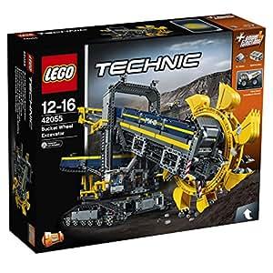 LEGO Technic 42055 – Schaufelradbagger