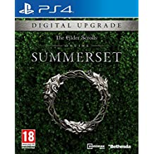 The Elder Scrolls Online: Summerset - Upgrade DLC | PS4 Download Code - UK Account