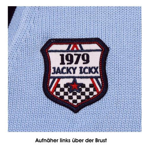 Jacky Ickx by Signum, Strickjacke, 311764, sky navy [10988] Sky