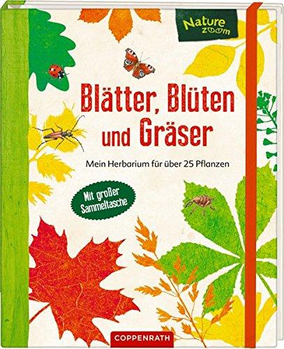 blatter-bluten-und-graser-mein-herbarium-fur-uber-25-pflanzen