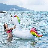 GTT Flotador de piscina unicornio / Unicorn Swim Ring / Unicorn...