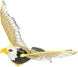 Webby Flying Eagle Bird String to Hang. Battery Operated Toy
