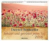 Behütet und getröstet jeden Tag 2018 - Dietrich Bonhoeffer
