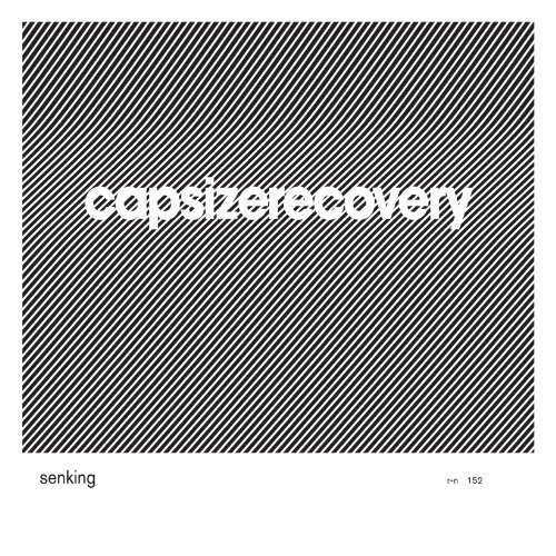 Capsize Recovery by Senking (2013) Audio CD