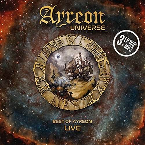 Ayreon Universe-Best of Ayreon Live (Ltd.3lp+Mp3) [Vinyl LP] -
