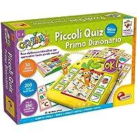 Lisciani Giochi 49141 Carotina Piccoli Quiz Primo Dizionario 414897c7e011