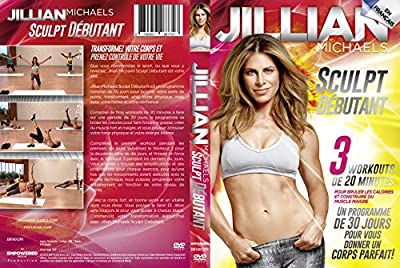 Jillian Michaels - Sculpt Débutant (Beginner Shred) - version française