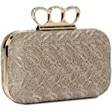 CASPAR Taschen & Accessoires , Pochette pour femme