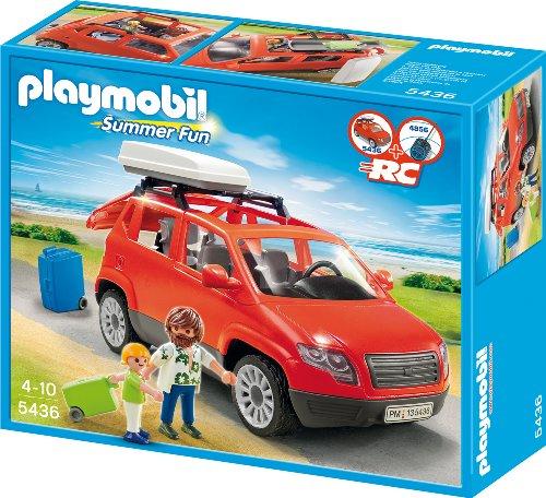 Preisvergleich Produktbild PLAYMOBIL 5436 - Familienauto