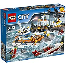 LEGO City Coast Guard - Guardacostas: Cuartel general (60167)